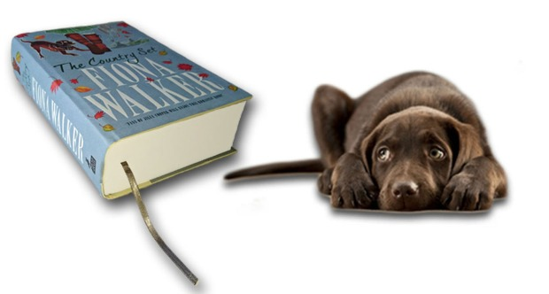 dog and book 1