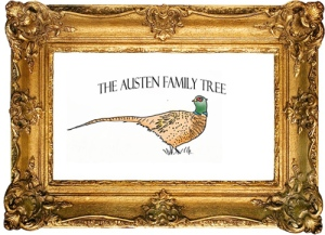 framed austen tree 500