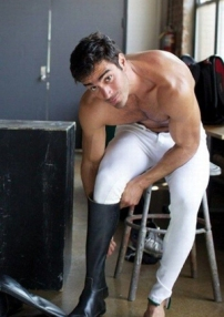 hunk in breeches