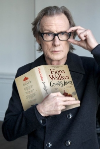 Bill Nighy fake book